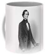 Portrait Of Jefferson Davis Coffee Mug