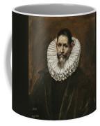 Portrait Of Jeronimo Cevallos Coffee Mug