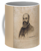 Portrait Of Joan Garriga Coffee Mug
