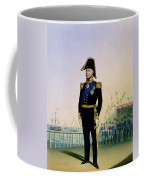 Portrait Of King William Iv Plate 14 Coffee Mug
