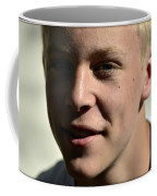 Portrait Of Luke Coffee Mug