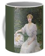 Portrait Of Marguerite Durand Coffee Mug