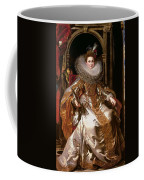 Portrait Of Maria Serra Pallavicino Coffee Mug