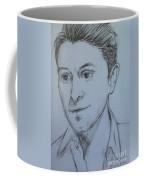 Portrait Of Mark Owen Coffee Mug