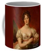 Portrait Of Mary Anne Bloxam Coffee Mug