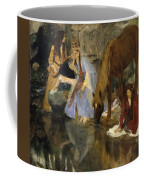 Portrait Of Mlle Fiocre In The Ballet La Source Coffee Mug