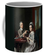 Portrait Of Mr And Mrs Thomas Mifflin Coffee Mug