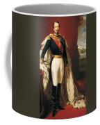 Portrait Of Napoleon IIi Louis Napoleon Bonaparte Coffee Mug