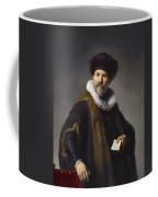 Portrait Of Nicolaes Ruts Coffee Mug