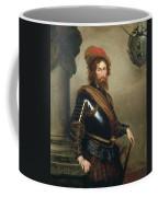 Portrait Of Nicolo Raggi Coffee Mug by Bernardo Strozzi