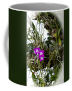 Portrait Of Orchids Coffee Mug