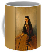 Portrait Of Pauline 1867 Coffee Mug