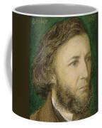 Portrait Of Robert Browning Coffee Mug