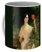 Portrait Of Sofia Andreyevna Shuvalova Coffee Mug