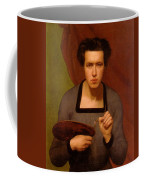 Portrait Of The Artist Coffee Mug