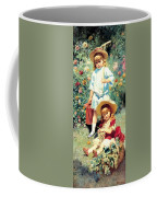 Portrait Of The Artists Children Coffee Mug