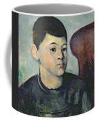 Portrait Of The Artists Son Coffee Mug