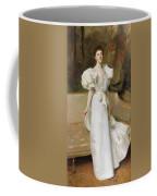 Portrait Of The Countess Of Clary Aldringen Coffee Mug
