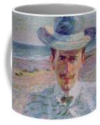 Portrait Of The Lawyer Coffee Mug