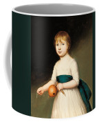 Portrait Of Thomas Allason Coffee Mug