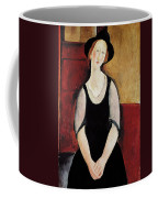 Portrait Of Thora Klinchlowstrom Coffee Mug