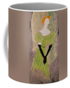 Portrait Of Yvette Guilbert Coffee Mug