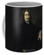 Portrait Presumed To Be Rene Descartes Coffee Mug