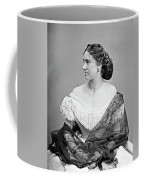 Portrait Woman, C1865 Coffee Mug
