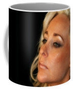 Portrait Young Woman Coffee Mug