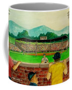 Portsmouth Athletics Vs Muncie Reds 1948 Coffee Mug