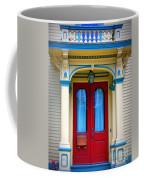 Portsmouth Door 7 Coffee Mug