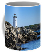 Portsmouth Harbor Light Coffee Mug