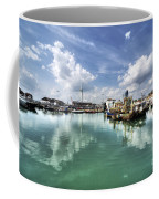 Portsmouth Old Harbour  Coffee Mug