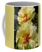 Portulaca Named Happy Hour Banana Coffee Mug