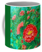 Posie In Red Coffee Mug
