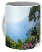 Positano Italy Amalfi Coast Delight Coffee Mug