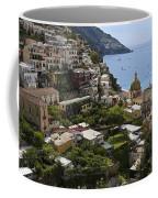 Positano Overview Coffee Mug