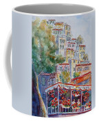 Positano Restaurant Coffee Mug
