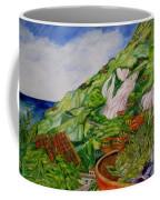 Positano Terrace Coffee Mug
