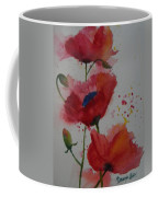 Positively Poppies Coffee Mug