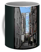 Post Alley 6 Coffee Mug