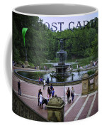 Postcard From Central Park Coffee Mug