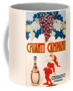 Poster Advertising Chianti Campani Coffee Mug by Necchi