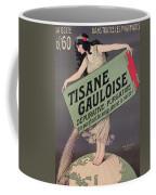 Poster Advertising Tisane Gauloise Coffee Mug