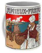 Poster Sardines, 1899 Coffee Mug