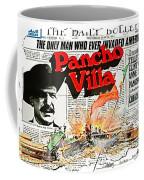 Poster Telly Savalos Pancho Villa In Pancho Villa 1972-2013 Coffee Mug