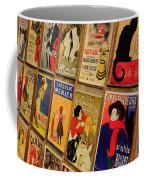 Posters In Paris Coffee Mug
