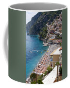 Postitano Beach Coffee Mug