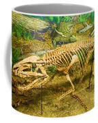 Postosuchus Fossil Coffee Mug