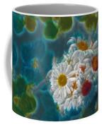 Pot Of Daisies 02 - S11bl01 Coffee Mug